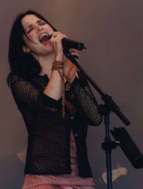 Man, I love Andrea Corr…  er, I mean, The Corrs.  The band.