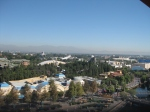 Disneyland is expensive, but the sun and smog are free.