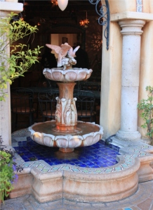 Rancho Fountain