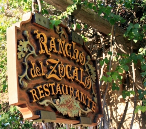 Rancho Sign