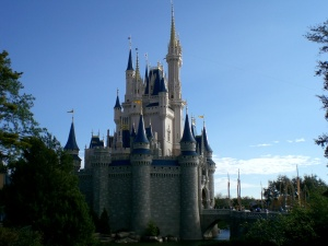 The most impressive castle in central Florida.