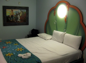 The Art of Animation features the world's finest cartoon mermaid themed rooms.