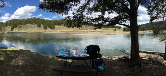 Nez Perce Ford Picnic
