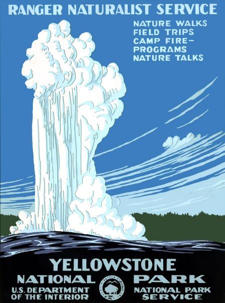 Yellowstone Poster